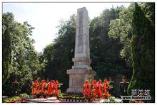 粟裕纪念碑