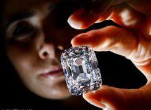 这颗传奇巨钻重达76.02克拉【资料图片】