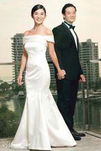 杨采妮结婚照
