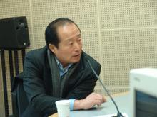 凤凰卫视中文台台长 王纪言