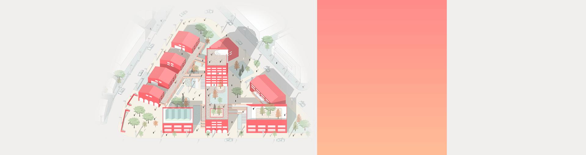 Illustrator建筑非写实表达应用基础课
